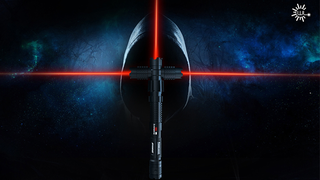 Illustration for article titled Now You Can Split A Laser Beam Into The Force Awakens' New Lightsaber