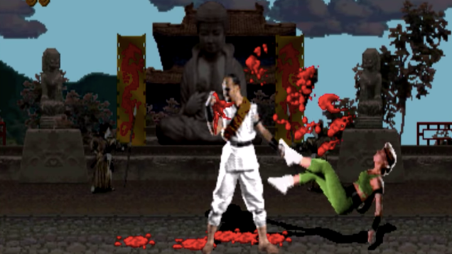 """Mortal Kombat writer promises R-rating, ample chances for characters to """"finish him"""""""