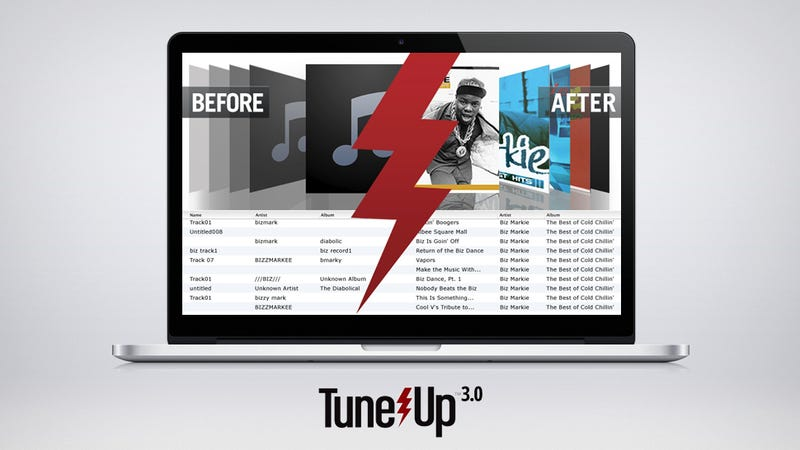 Illustration for article titled Last Chance – Get Your iTunes in Order With 60% Off The New TuneUp