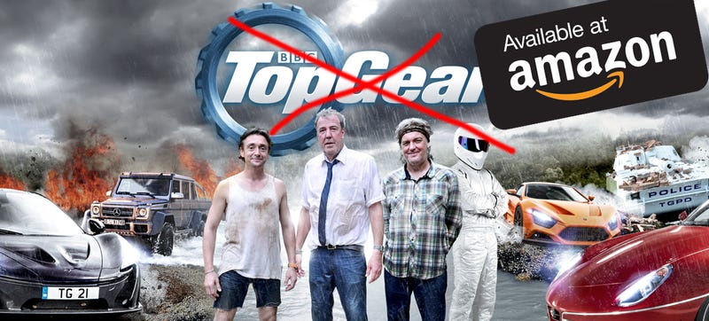 Illustration for article titled What Would You Like To See From The Amazon Show With The Top Gear Guys?