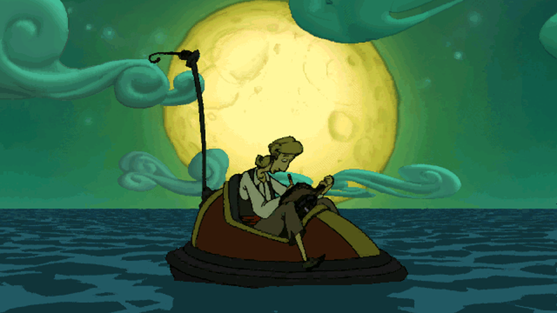 Illustration for article titled The Most Beautiful Cartoon-Style Adventure Games