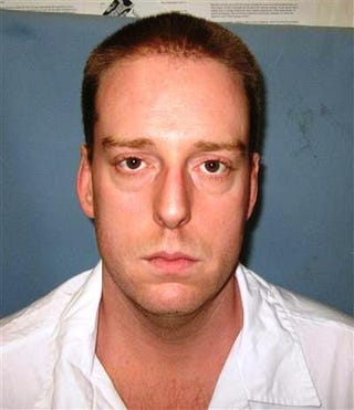 Robert Bert Smith Jr.,  shown here in a 2008 photo, was convicted of capital murder in 1995 and sentenced to death.AL.com screenshot