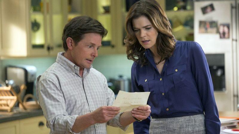 "Illustration for article titled The Michael J. Fox Show: ""Secret"""