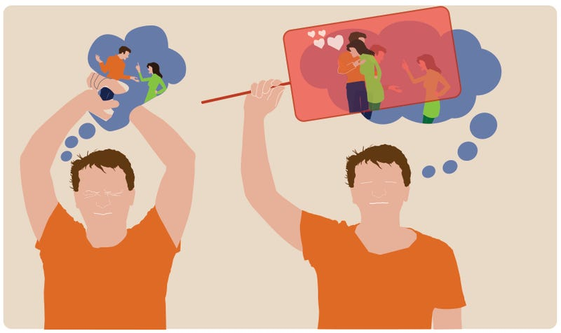 Illustration for article titled Two ways to forget bad memories, according to a new scientific study