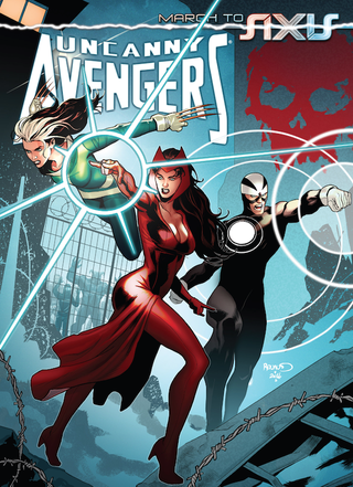 Illustration for article titled Uncanny Avengers #24 Kicks Ass and Chews Gum, Is Out Of Gum (Spoilers)