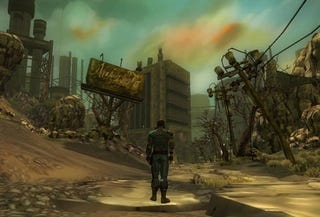 "Illustration for article titled Rumor: First Fallout Online ""Project V13"" Screen Shots"