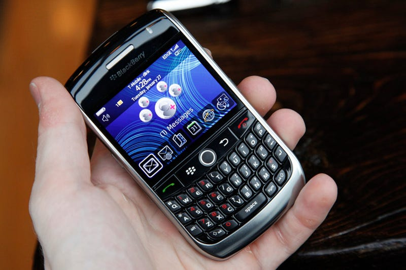 Illustration for article titled BlackBerry Curve 8900 Arrives at AT&T Friday for $200 After Rebate