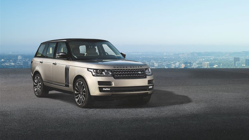 Illustration for article titled New Technology and Enhanced Customer Choice for Range Rover and Range Rover Sport
