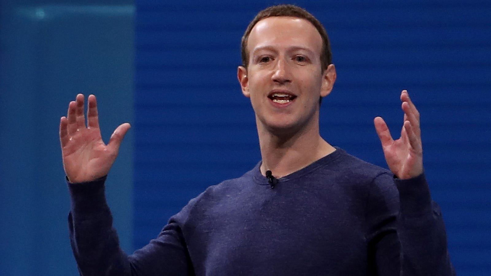 Mark Zuckerberg Recalls Coming Up With Idea For Facebook After Seeing Dopamine-Addicted Lab Rat Starve To Death
