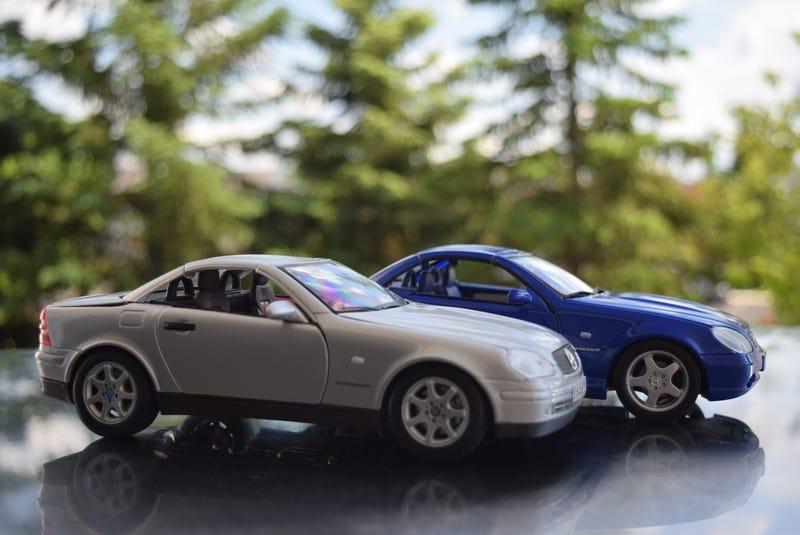 Illustration for article titled Working Top Wednesday: Mercedes Benz SLK 230 Kompressor