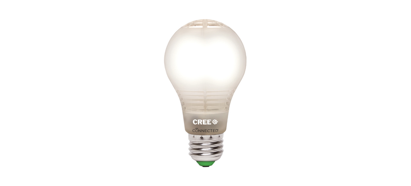 Illustration for article titled Cree's Cheap New Smart Bulb Is a Long-Lasting LED Dream