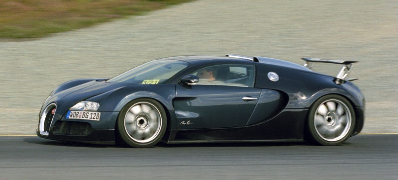 Remember How The Bugatti Veyron S Development Was A Total Shitshow