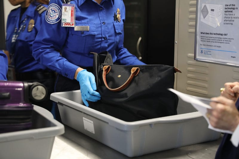 Laptops in Checked Bags Pose Fire, Explosion Risk