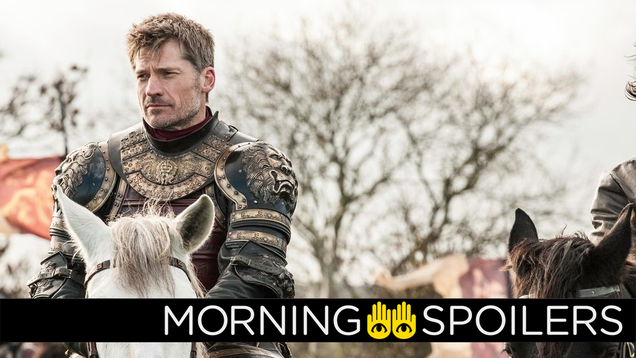 new game of thrones set pictures hint at a big betrayal