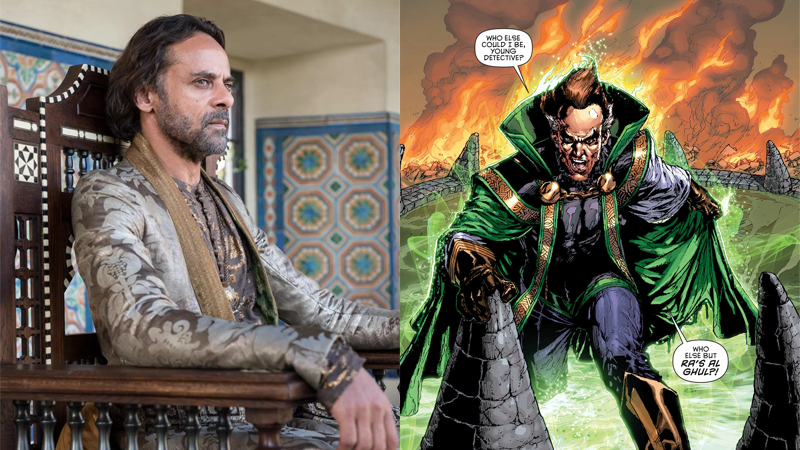 Illustration for article titled Gotham's Best Decision Yet Is Hiring Game of Thrones' Alexander Siddig to Play Ra's al Ghul