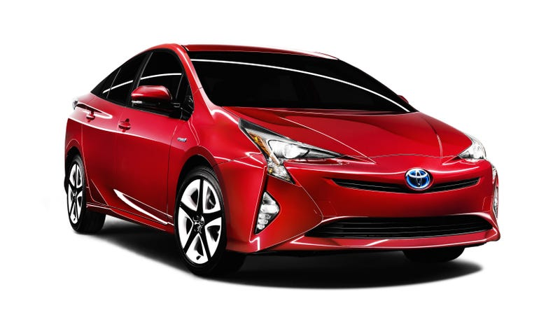 Illustration for article titled The Redesigned Toyota Prius is Actually Good