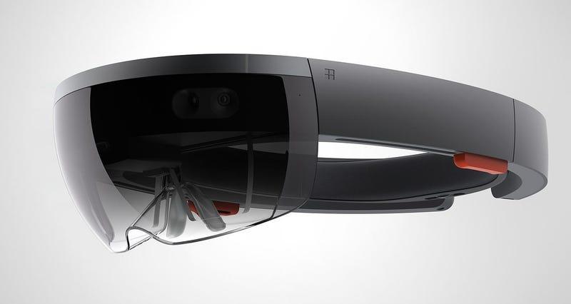 Illustration for article titled Los videojuegos de Xbox One se podrán jugar en las gafas HoloLens