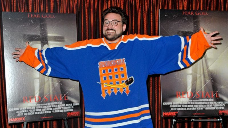 Illustration for article titled Is Kevin Smith right?