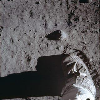 Fotos desconocidas hasta ahora de la misión del Apolo 11 a la Luna