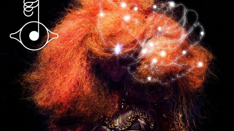 Illustration for article titled Björk:Biophilia