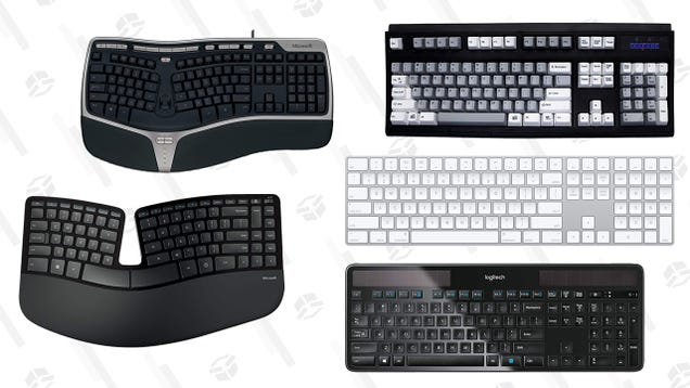 The Five Best Work Keyboards, According to Our Readers