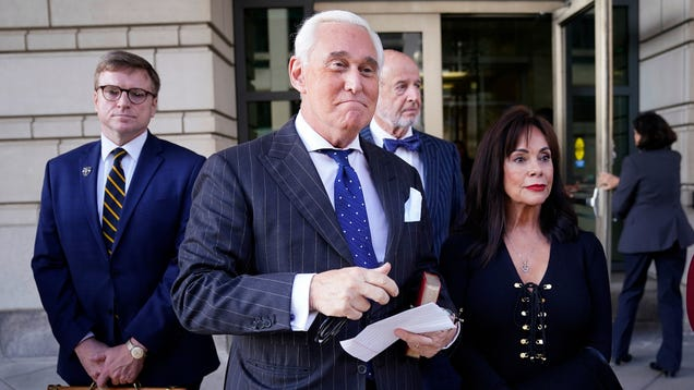 Roger Stone Bought Hundreds of Fake Facebook Accounts to Promote His WikiLeaks Narrative