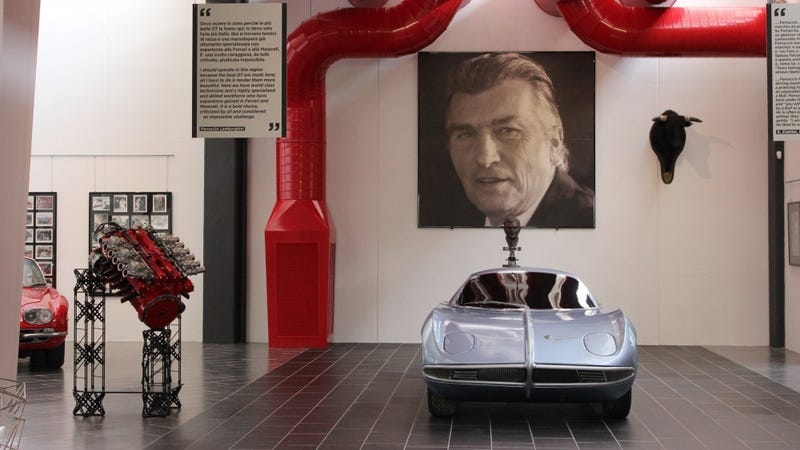 Illustration for article titled Ferruccio Lamborghini Fixed His Hated Ferrari With A Clutch From A Tractor