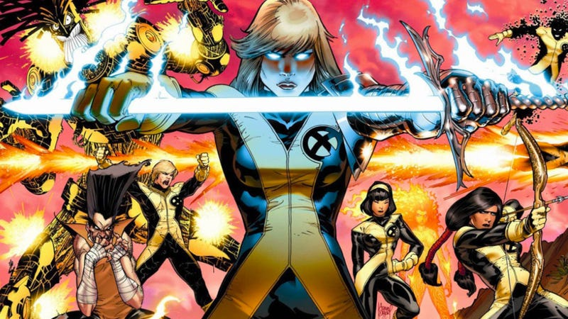 Fox Boss Reveals 'New Mutants' Movie Details and a Unique Setting