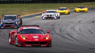 Behold All The Sports Car Racing Goodness At VIR Last Weekend