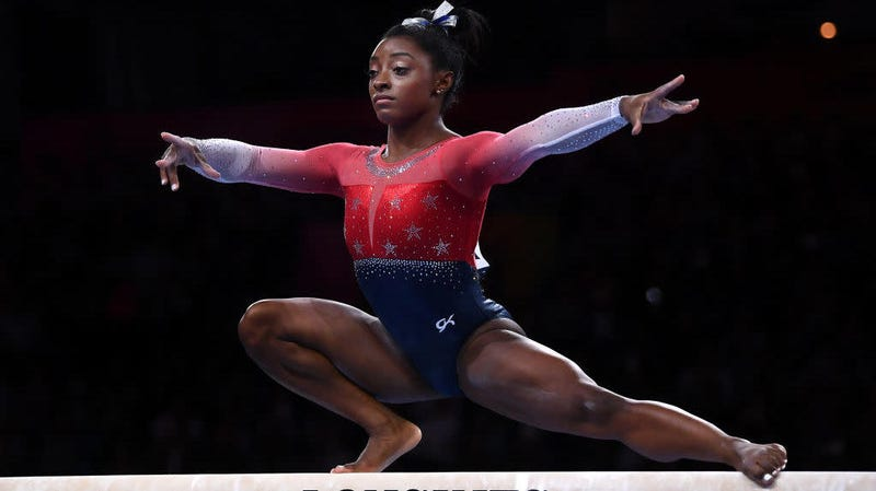 #BlackGirlMagic: Simone Biles Shatters Gymnastics Record by Winning Her 21st Medal in the Sport