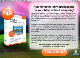 Illustration for article titled Dealzmodo: Parallels Desktop 3.0 For $39/$49
