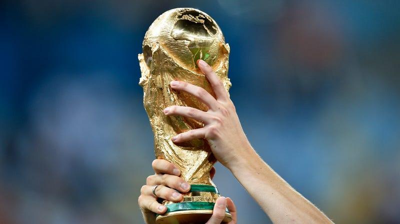 Illustration for article titled Una IA simuló el Mundial de fútbol 100 mil veces y ya tiene un ganador