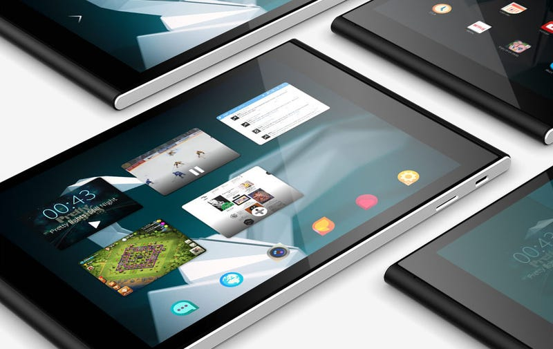 El tablet de código abierto Jolla supera el millón de ...