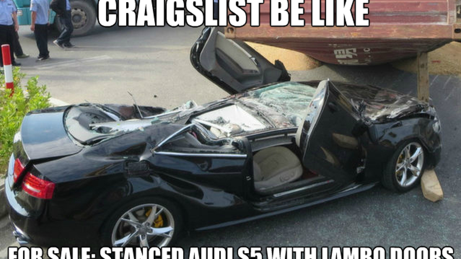 Audi S5 For Sale Craigslist >> Craigslist Be Like