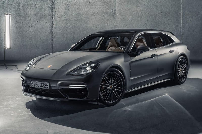 the 2018 porsche panamera sport turismo is the gorgeous porsche wagon weve been waiting for