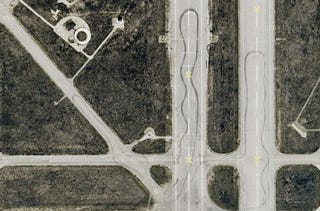 Illustration for article titled Top Gear USA El Toro Track Revealed By Google Earth?
