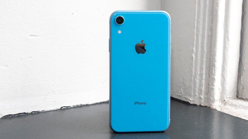 The iPhone XR Is Now On Sale