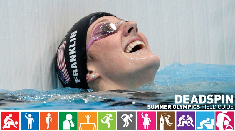 Illustration for article titled Olympic Field Guide: Missy Franklin, America's Teenage Swimming Sensation