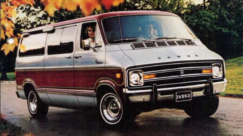 Illustration for article titled Comment Of The Day: Track Van Edition
