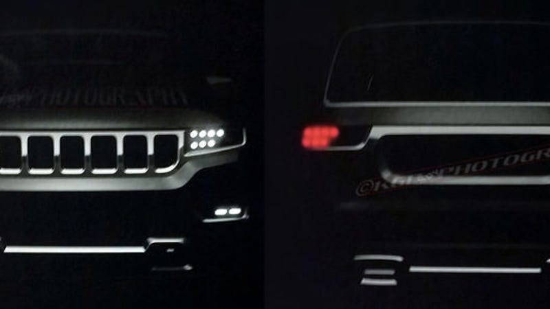Jeep Boss Confirms The Wagoneer And Grand Wagoneer Will Be Priced Between $60,000 And $100,000