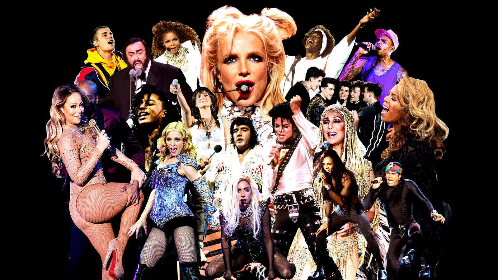 In Sync We Trust: Pop Music's History of Lip-Syncing (and Lying