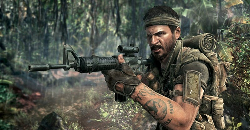 Illustration for article titled Unusual Call of Duty: Black Ops Solo Campaign Hides Secrets