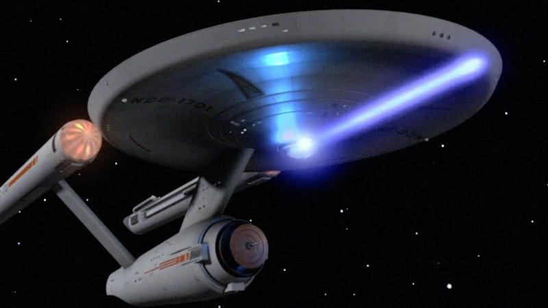 Image: Star Trek, CBS
