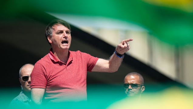 Brazil's President Accuses the WHO of  Ideological Bias  and Threatens Withdrawal