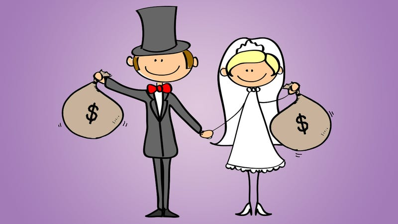 Illustration for article titled How to Merge Finances When You Get Married (Without Going Crazy)