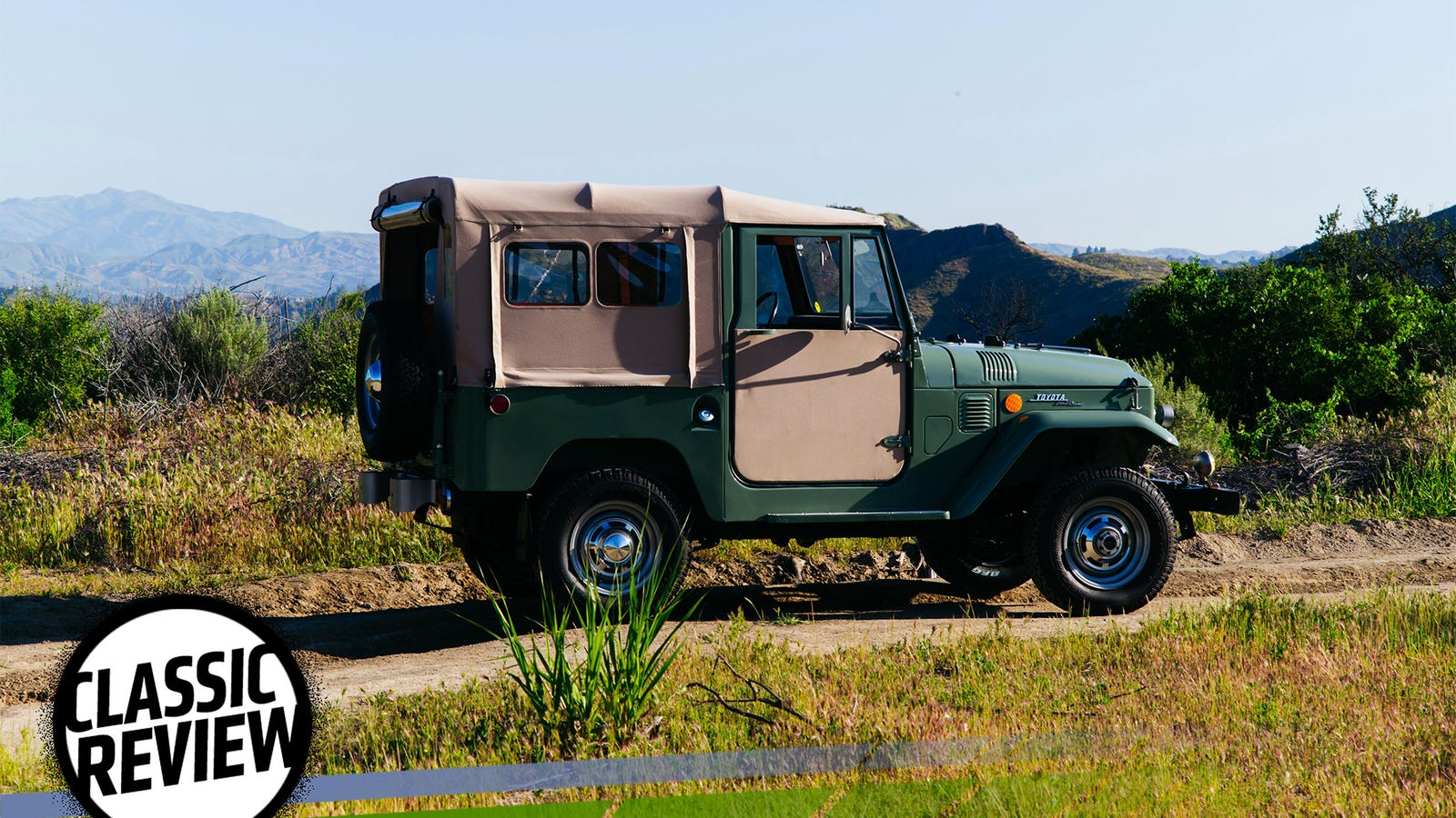 This Is Why Everyone Wants An Fj40 Toyota Land Cruiser 1973 Interior