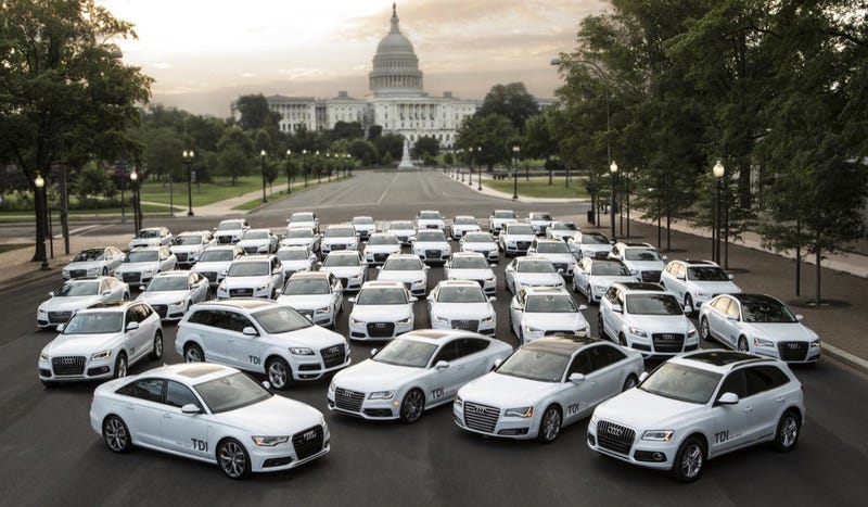 There Are Good Reasons Why Audis All Look The Same - All audi cars
