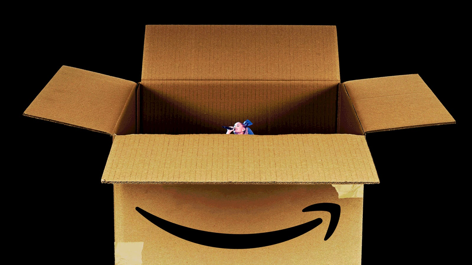 My Search for the Spirit of Prime Day at an Ariana Grande Concert in a Giant Ama...