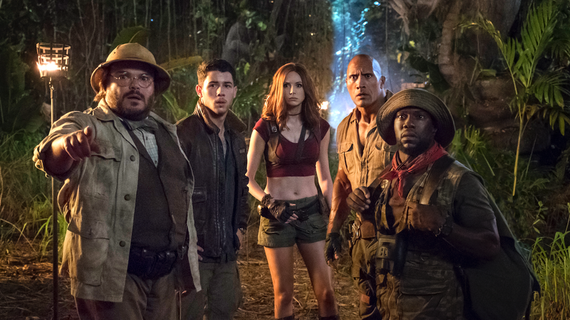 Jumanji: Welcome To The Jungle (Photo: Sony Pictures)
