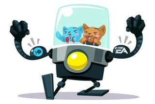 """Illustration for article titled Playfish Working On A """"Well-Known EA Brand"""" For 2010 Release"""